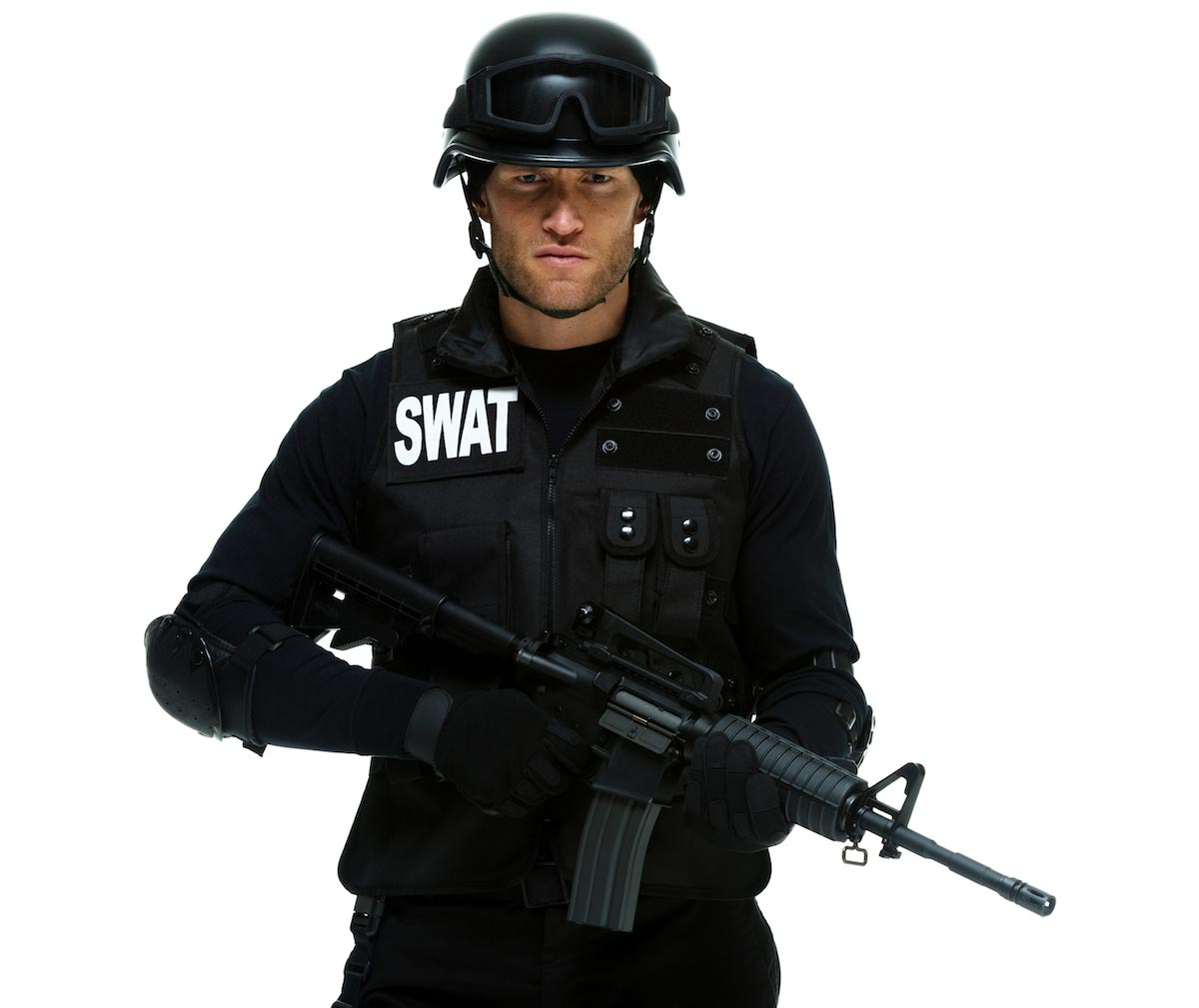 Swat-Soldier-Police-Gun-Military