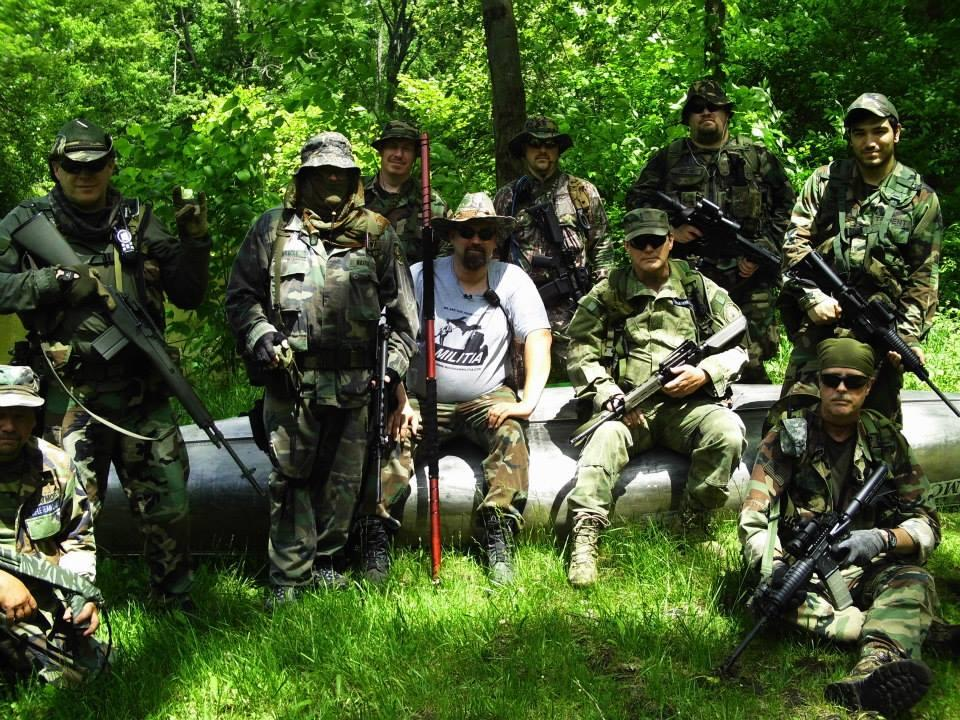 militia-group-armed