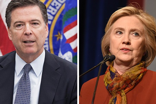 James-Comey-Hillary-Clinton