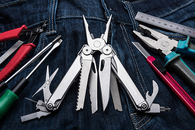 What multitool do you carry every day? A look at the best ones